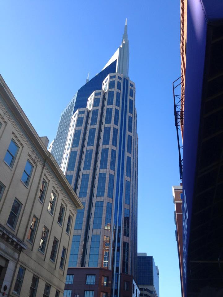 The Batman Building, Nashville